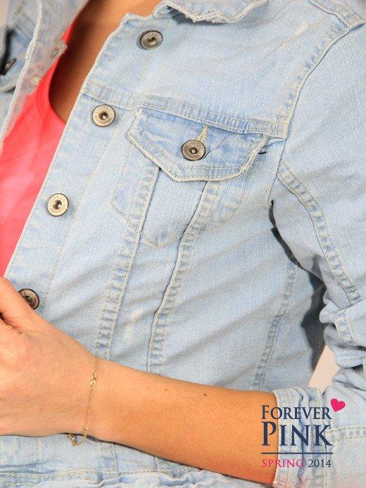 Kurtka jeansowa                                  zdj.                                  3