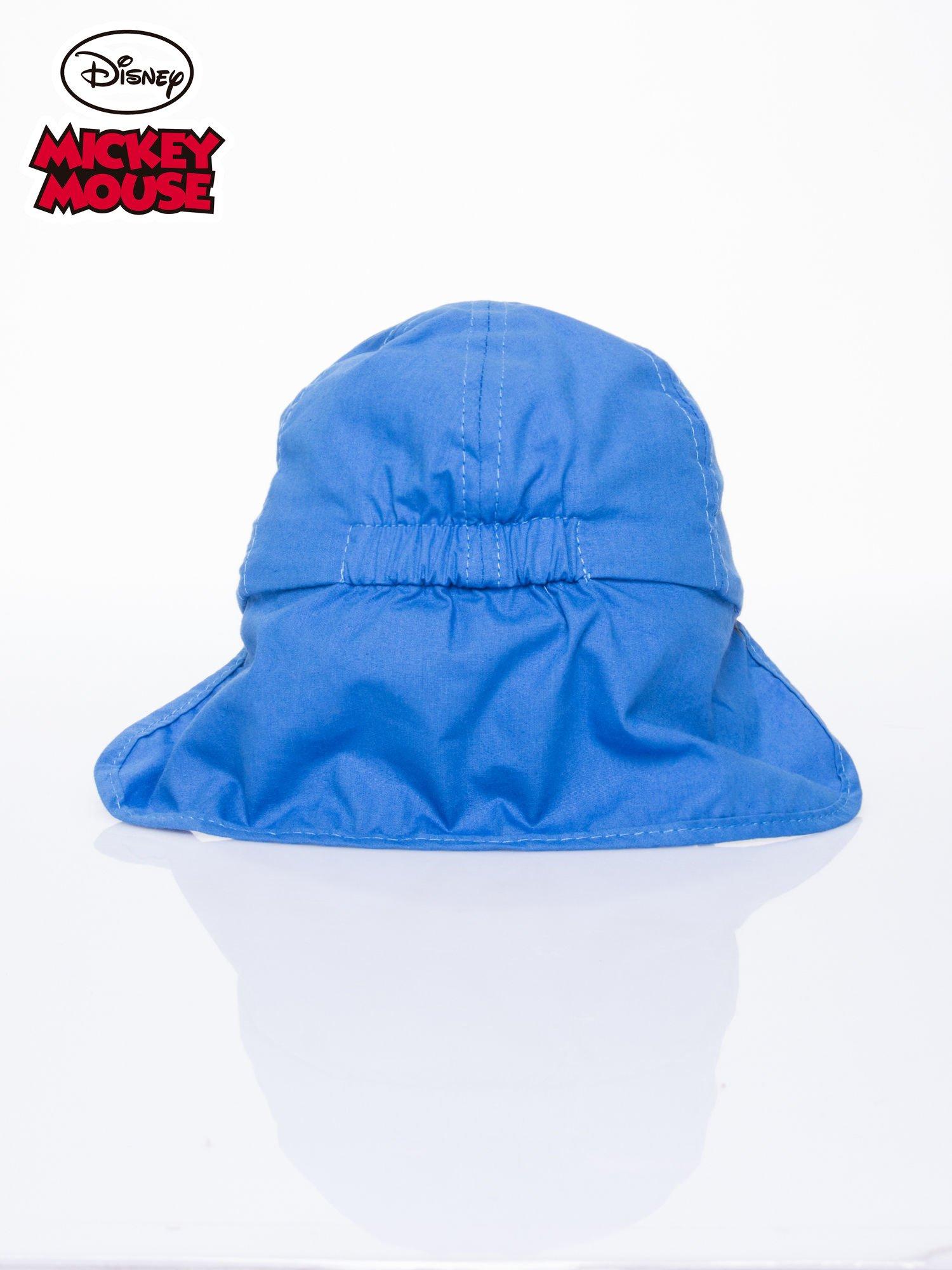 Niebieska chłopięca czapka z daszkiem MYSZKA MIKI                                  zdj.                                  4