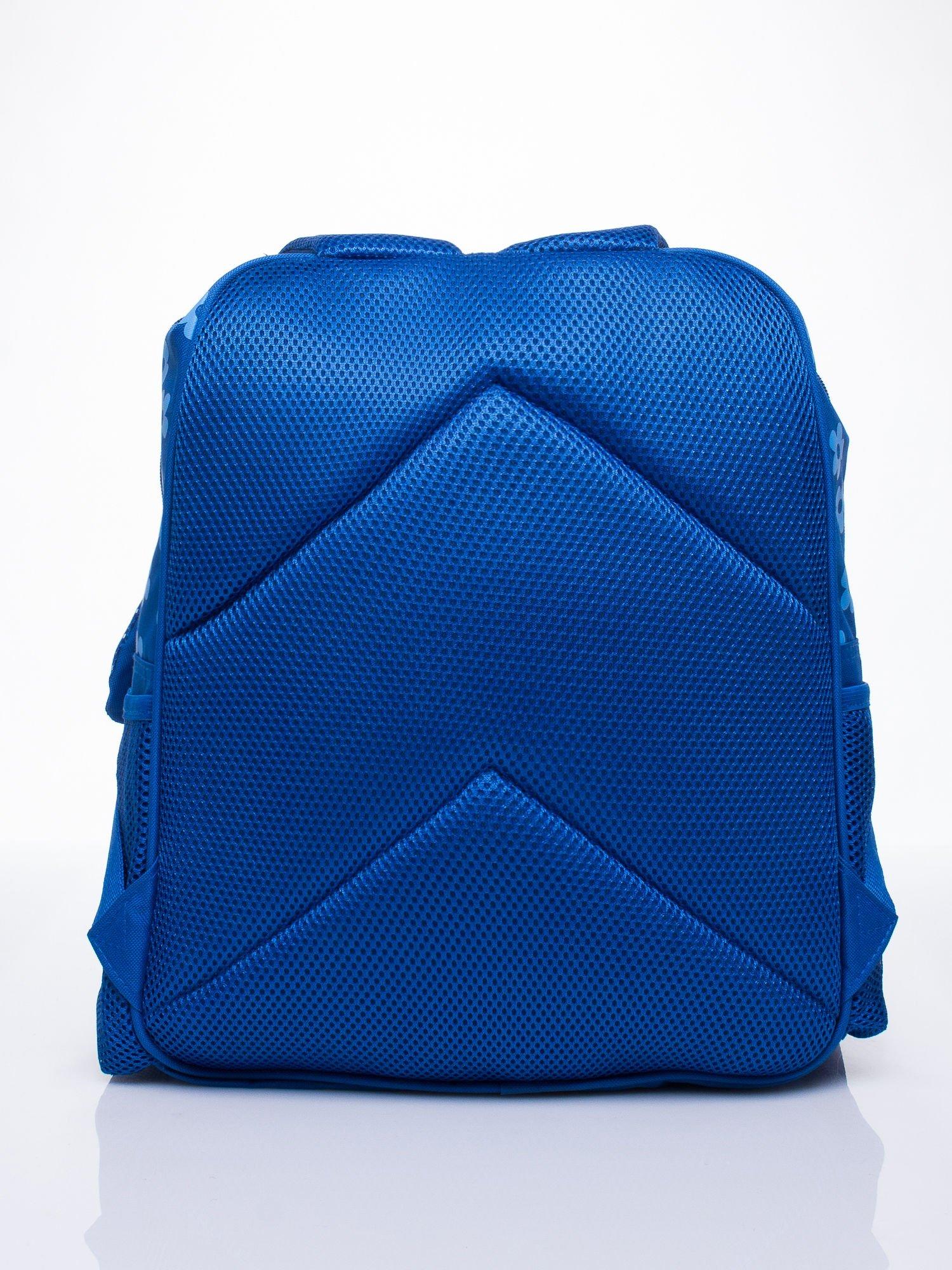 Niebieski plecak szkolny DISNEY z kotem                                  zdj.                                  4