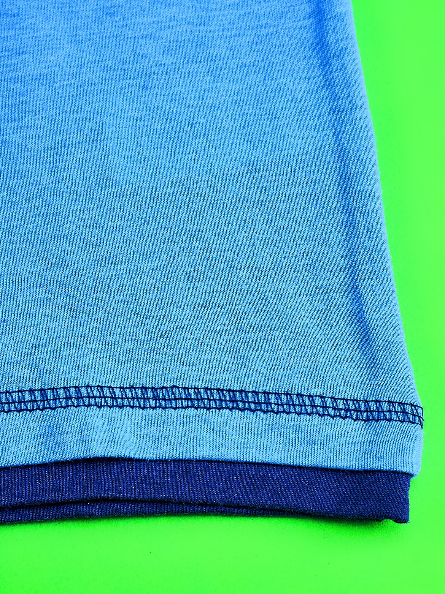 Niebieski t-shirt chłopięcy SPIDERMAN                                  zdj.                                  5