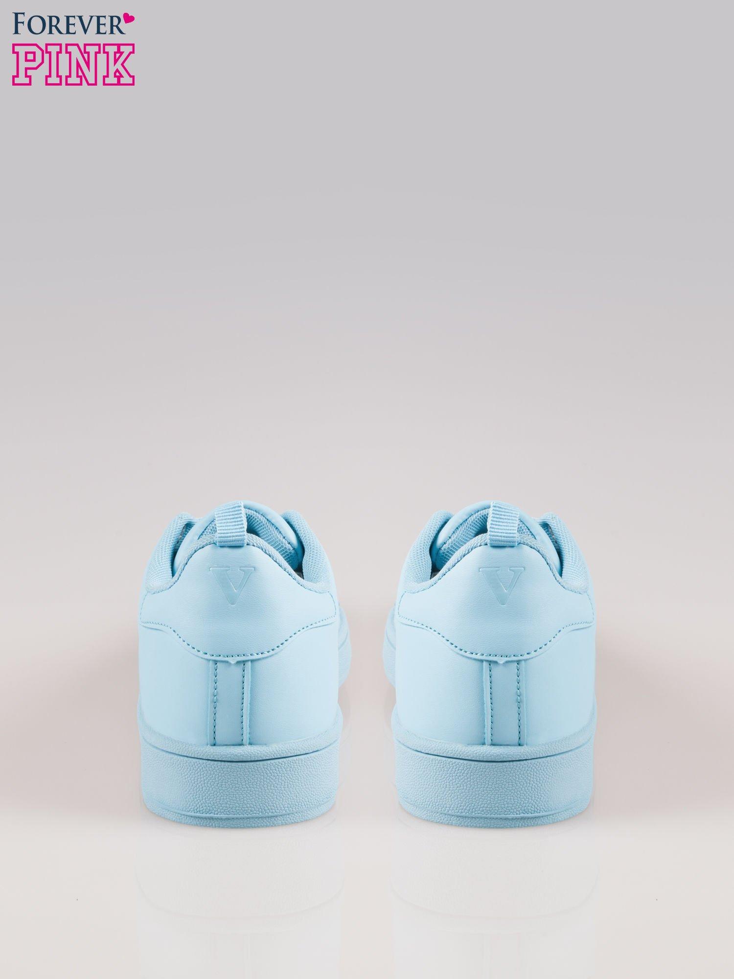 Niebieskie buty sportowe damskie No Limit                                  zdj.                                  3