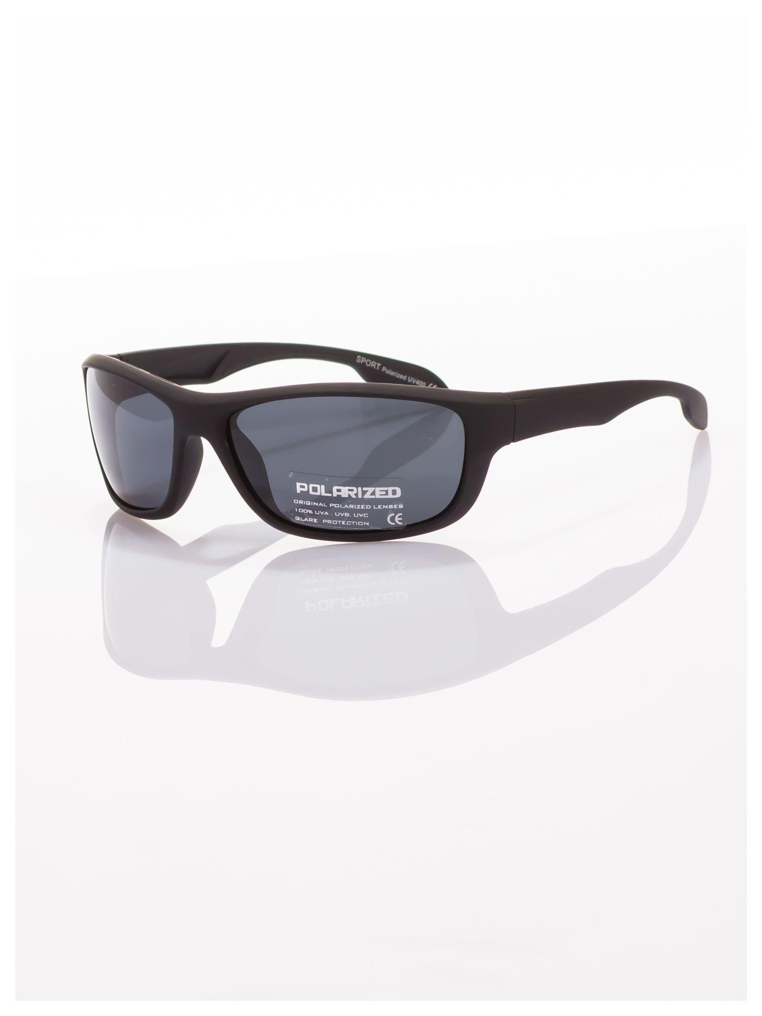 POLARYZACJA męskie sportowe okulary przeciwsłoneczne MEGA WYGODNE +GRATISY                                  zdj.                                  1