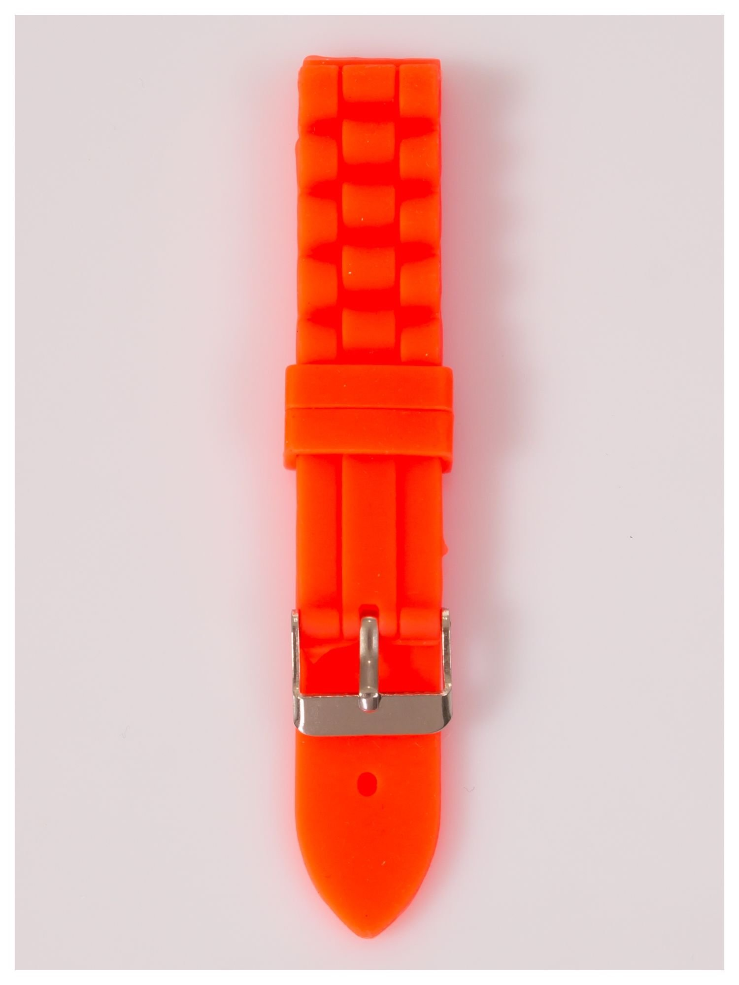 Pasek silikonowy do zegarka 18 mm                                  zdj.                                  1