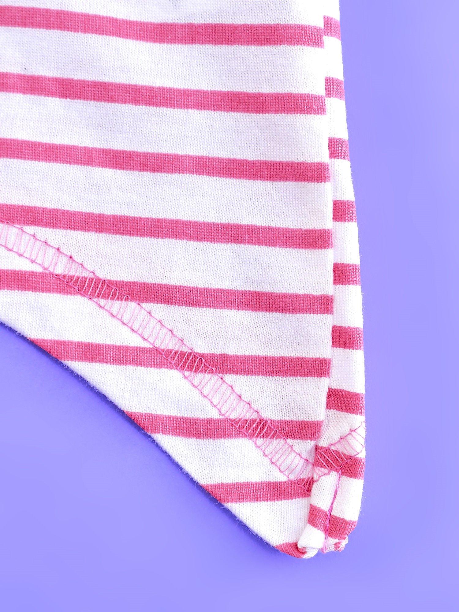 Różowa asymetryczna tunika dla dziewczynki ŚWINKA PEPPA                                  zdj.                                  5