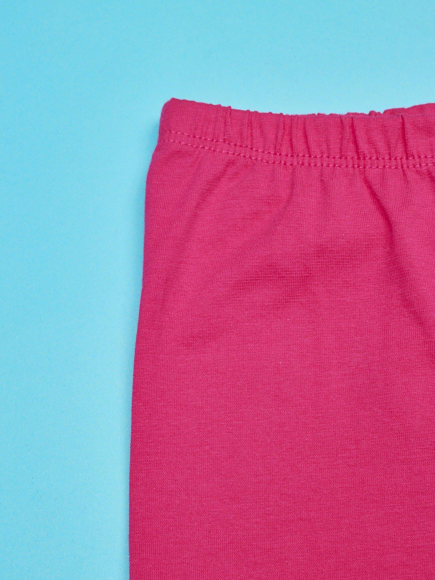 Różowe legginsy dla dziewczynki MY LITTLE PONY                                  zdj.                                  3
