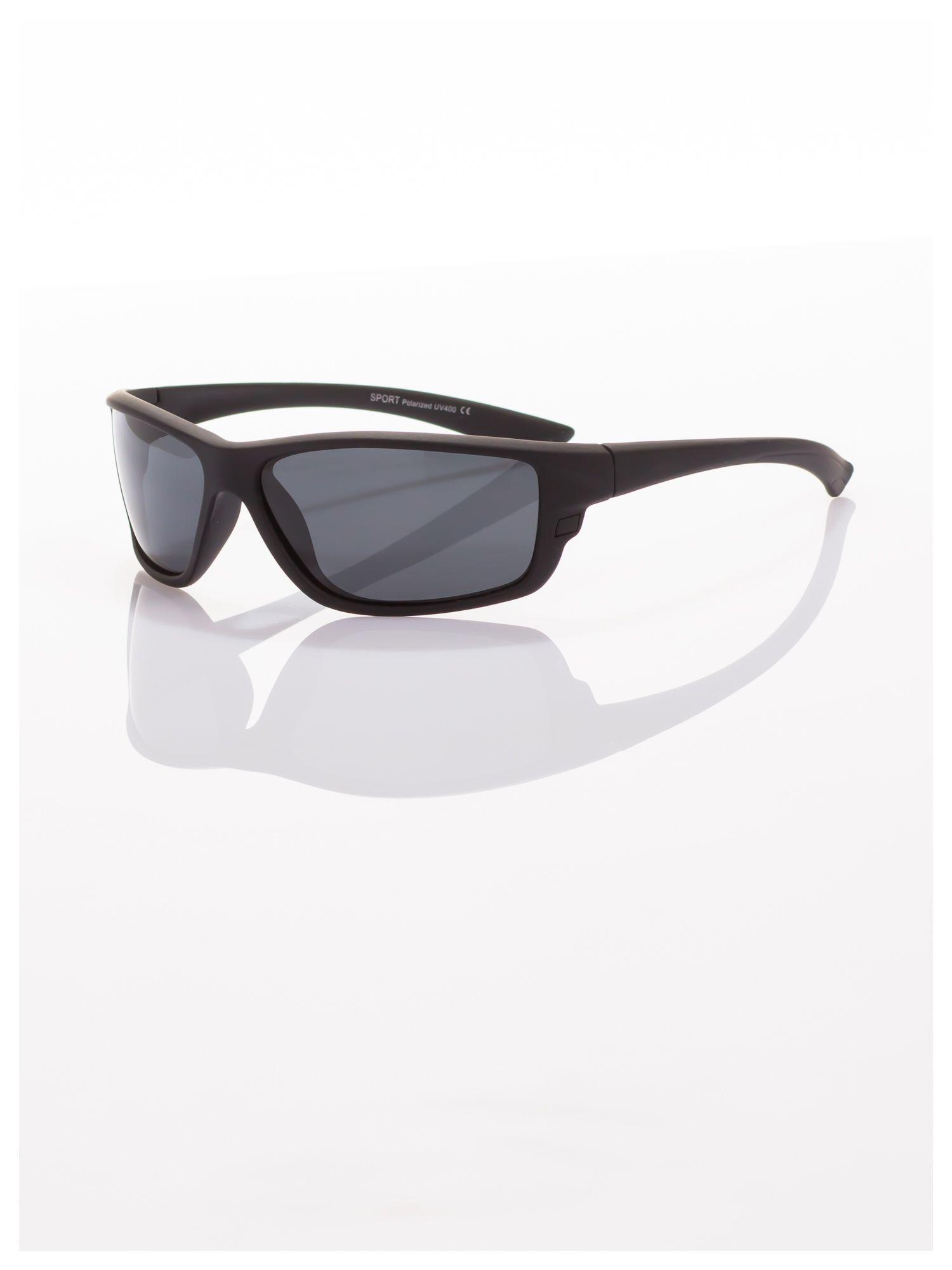 Sportowe POLARYZACYJNE  męskie okulary przeciwsłoneczne - antypoślizgowa oprawka  +GRATISY                                  zdj.                                  1