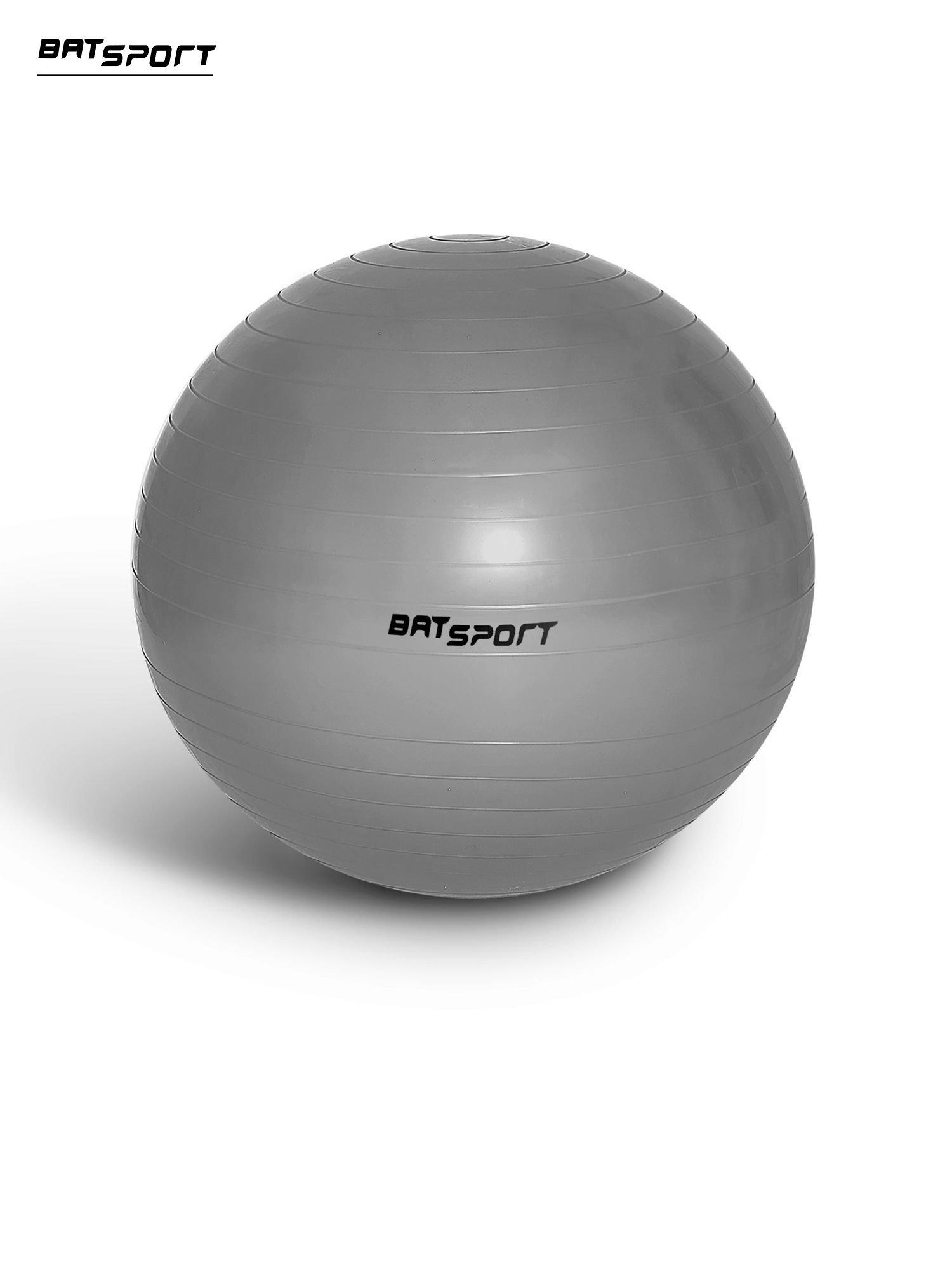 Srebrna średnia piłka fitness                                  zdj.                                  1