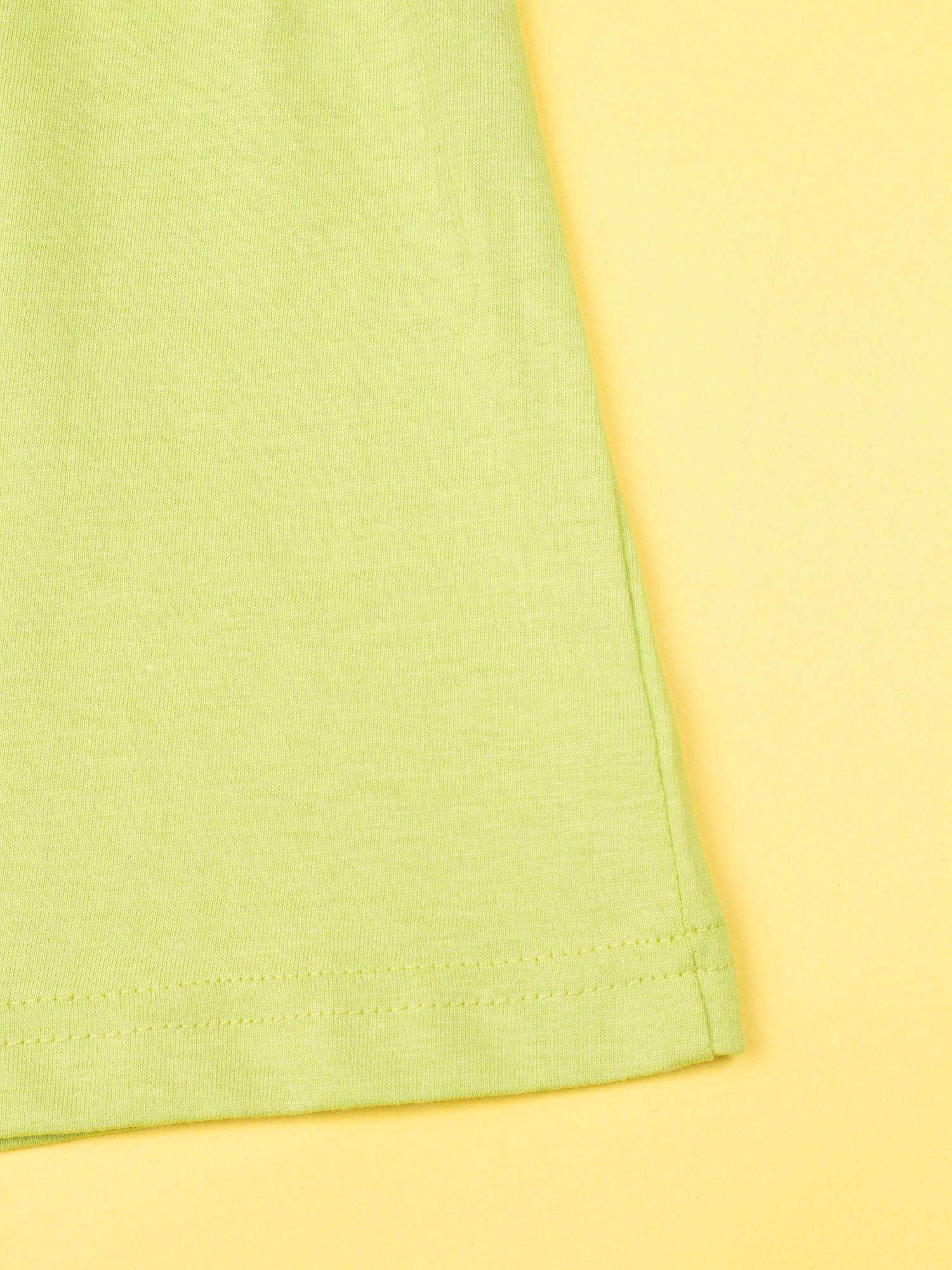 Zielona piżama chłopięca KRÓL JULIAN                                  zdj.                                  10