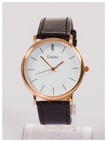 Klasyczny i elegancki zegarek męski. Doskonały na każdą okazję.                                  zdj.                                  1