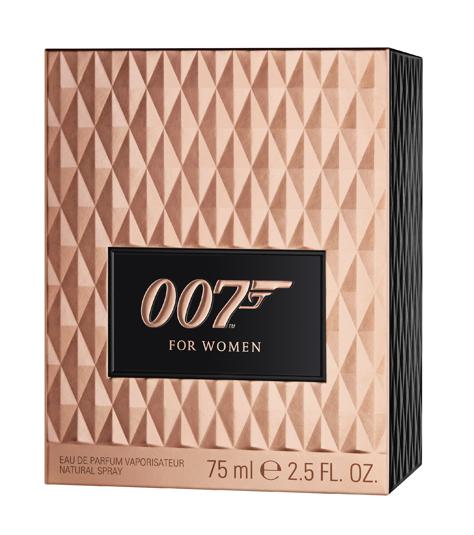 """007 for Women Woda perfumowana  75ml"""""""