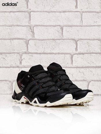 ADIDAS czarne buty męskie AX 2 sportowe do biegania