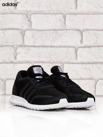 ADIDAS czarne buty męskie Originals Los Angeles z wypustkami na podeszwie                              zdj.                              2