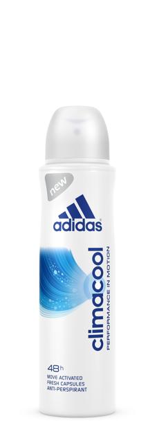 "Adidas Climacool Dezodorant damski spray  150ml"""