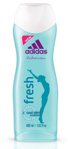 "Adidas Women Żel pod prysznic Fresh 400ml"""