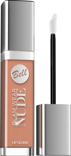 BELL Błyszczyk Glam Wear Nude 01 10 ml                              zdj.                              1