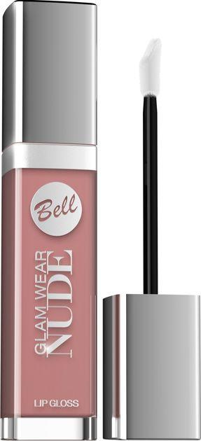BELL Błyszczyk Glam Wear Nude 04 10 ml                                  zdj.                                  1