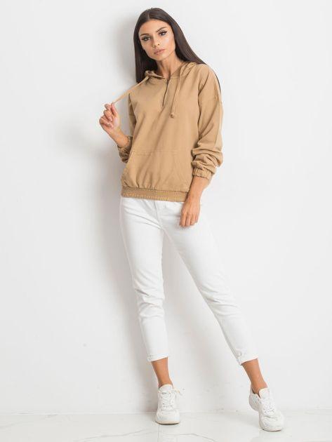 Beżowa bluza Kimmie                              zdj.                              4