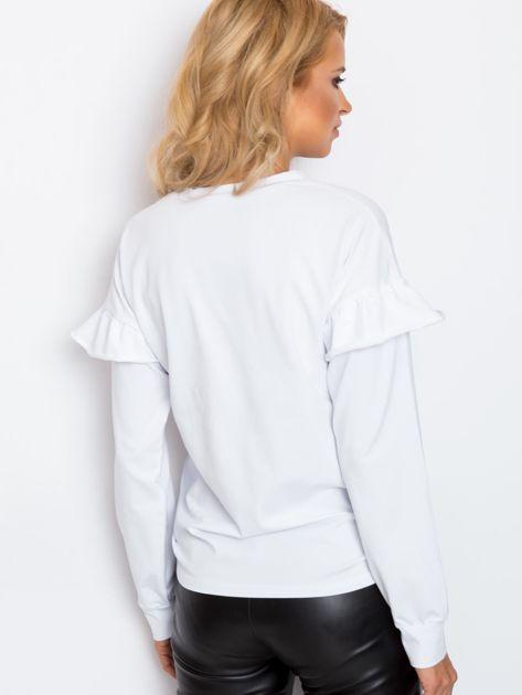 Biała bluzka Dulce                              zdj.                              2