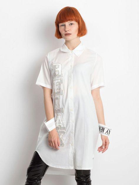 Biała koszula Defined