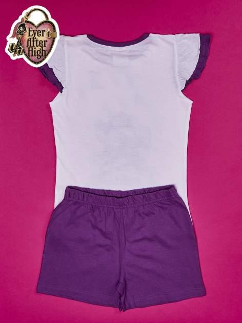 Biała piżama dla dziewczynki EVER AFTER HIGH