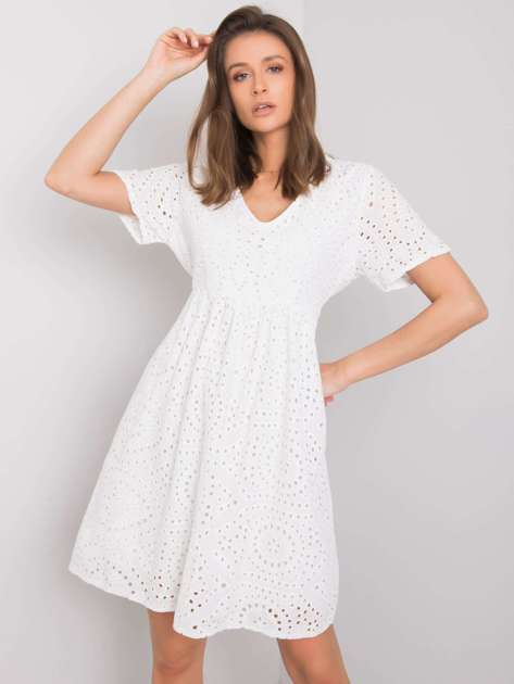 Biała sukienka Lydia OCH BELLA