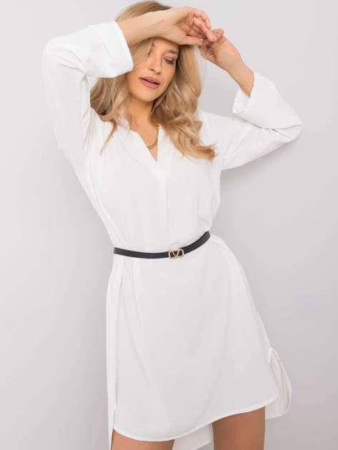 Biała sukienka Stella