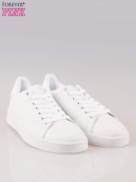 Białe buty sportowe damskie                                  zdj.                                  2