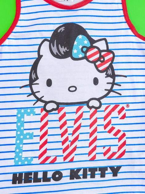 Biały komplet do spania dla dziewczynki ELVIS HELLO KITTY                                  zdj.                                  6