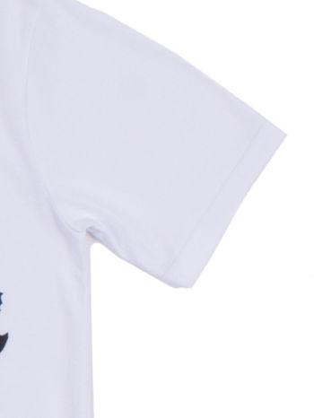 Biały t-shirt męski z motywem BATMAN V SUPERMAN                                  zdj.                                  4