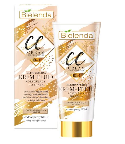"""Bielenda CC Body Perfector 10w1 Cream Krem-fluid do ciała korygujący 175ml"""""""
