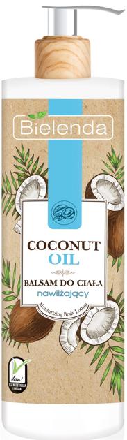 """Bielenda Coconut Oil Balsam do ciała nawilżający  400ml"""""""