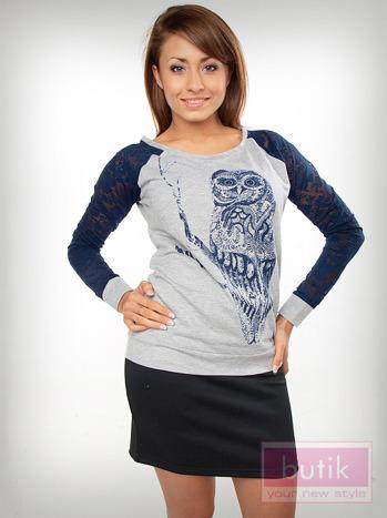 Bluza z ozdobną aplikacją                                  zdj.                                  4