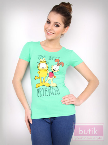 Bluzka z Garfieldem                                  zdj.                                  1