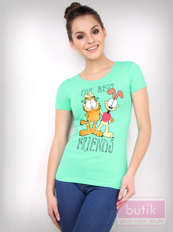 Bluzka z Garfieldem                                  zdj.                                  4
