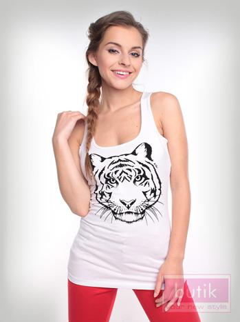 Bokserka z tygrysem                                  zdj.                                  2