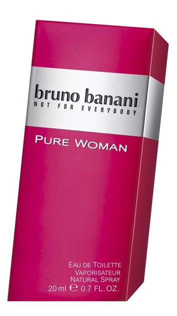 "Bruno Banani Pure Woman Woda toaletowa 20ml"""