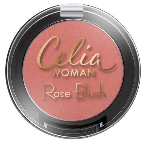 """Celia Woman Róż do policzków Rose Blush nr 05  2.5g"""""""