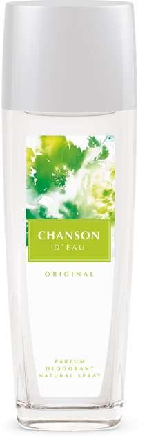 "Chanson D'Eau Original Dezodorant naturalny spray  75ml"""