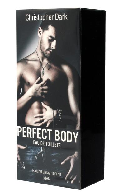 "Christopher Dark Men Perfect Body Woda toaletowa  100ml"""