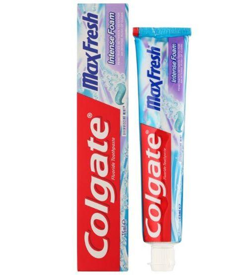 Colgate Pasta do zębów Max Fresh Intense Foam 125 ml                              zdj.                              3