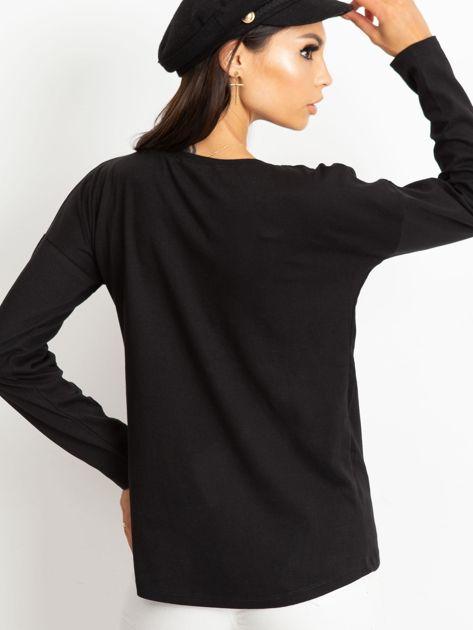 Czarna bluzka Megan                              zdj.                              2