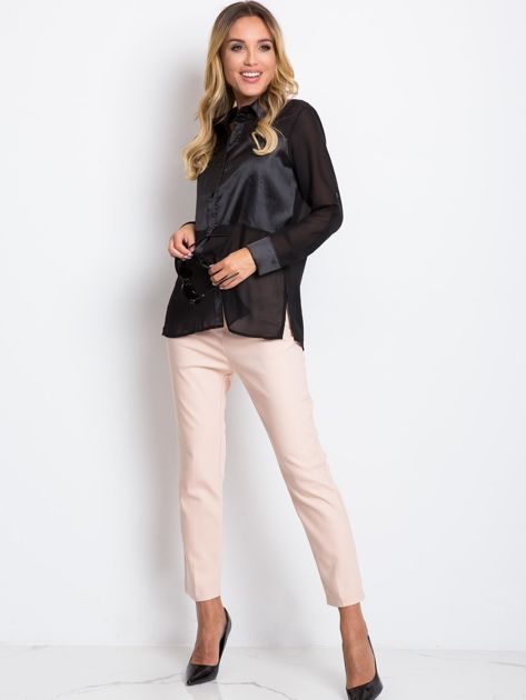 Czarna bluzka Velvet                              zdj.                              4