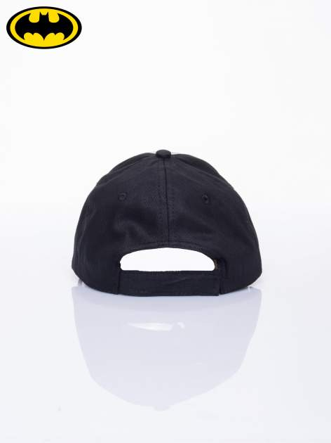 Czarna chłopięca czapka z daszkiem BATMAN                                  zdj.                                  3