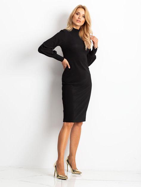 Czarna sukienka Goddies                              zdj.                              3