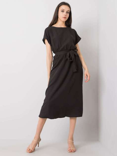 Czarna sukienka Laranya RUE PARIS