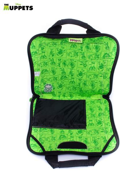 Czarna torba na laptopa DISNEY Muppety                                   zdj.                                  4