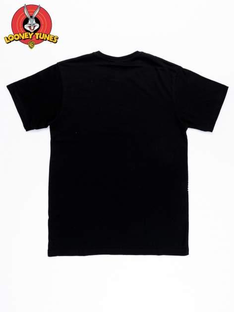 Czarny t-shirt męski LOONEY TUNES                                  zdj.                                  11