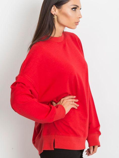 Czerwona bluza Wild                              zdj.                              3