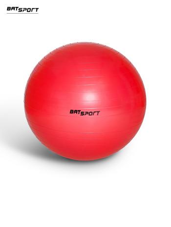 Czerwona duża piłka fitness                                   zdj.                                  1