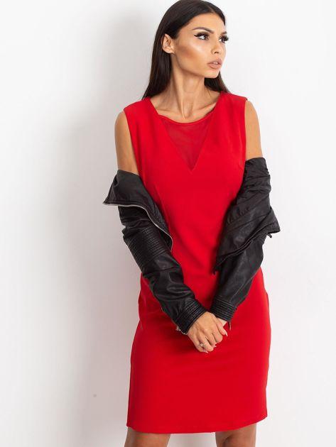 Czerwona sukienka Theme                              zdj.                              6